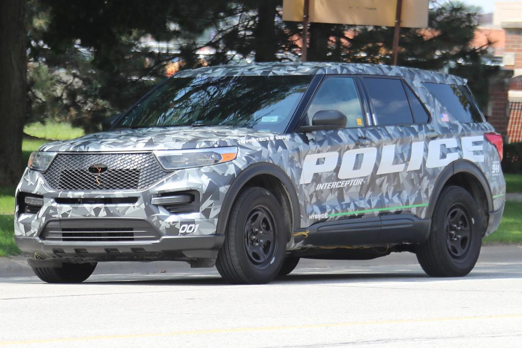Spy Pics New Ford Explorer Hits The Beat Www Carsales Com Au