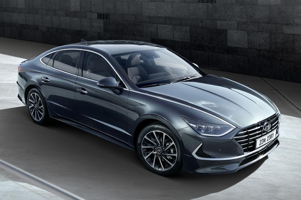 All New 2020 Hyundai Sonata Revealed Www Carsales Com Au