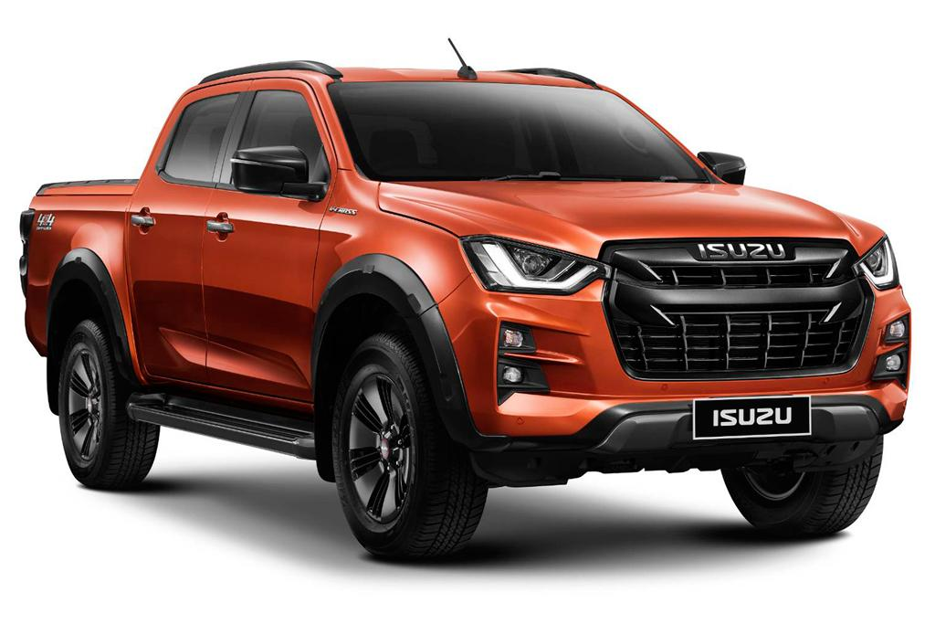 New isuzu dmax 2020
