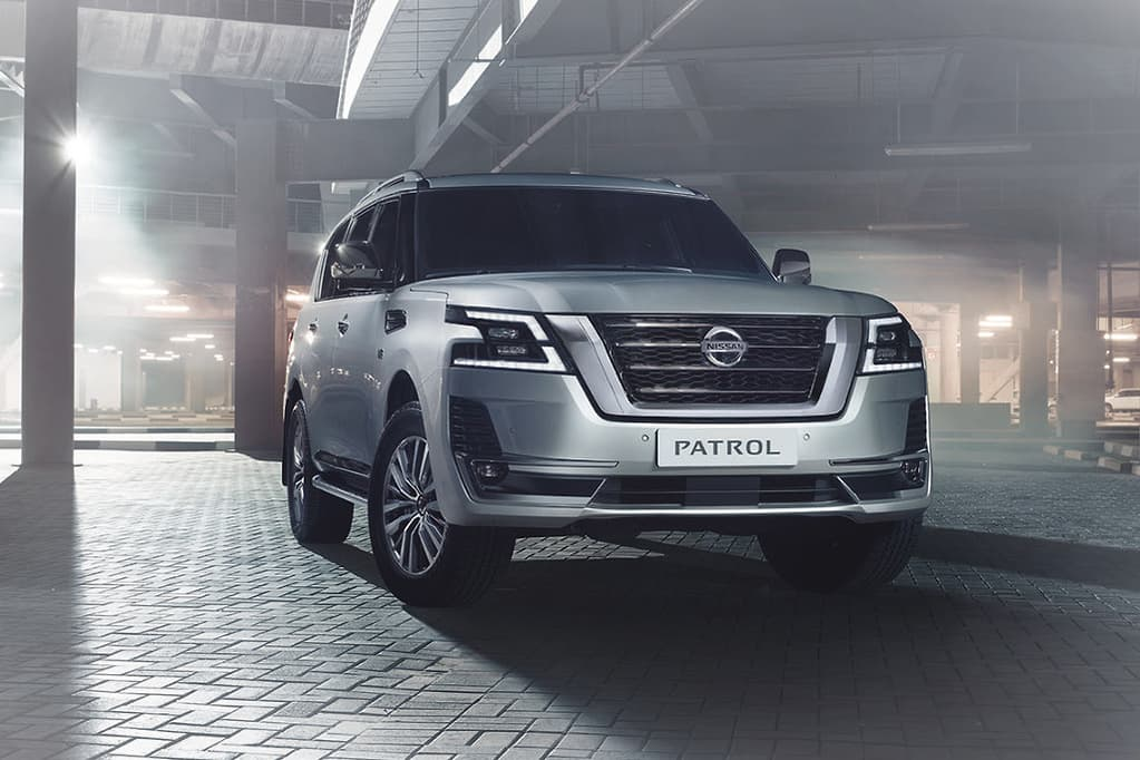 First Pics 2020 Nissan Patrol Makes Debut Www Carsales Com Au
