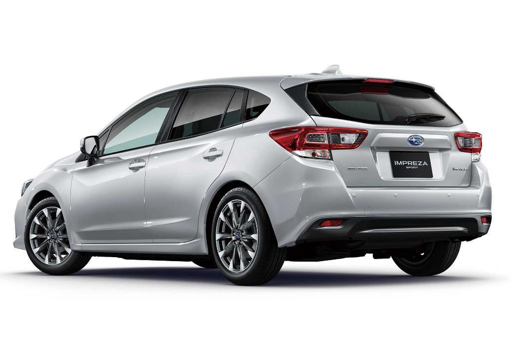 Mild updates for 2020 Subaru Impreza - www carsales com au