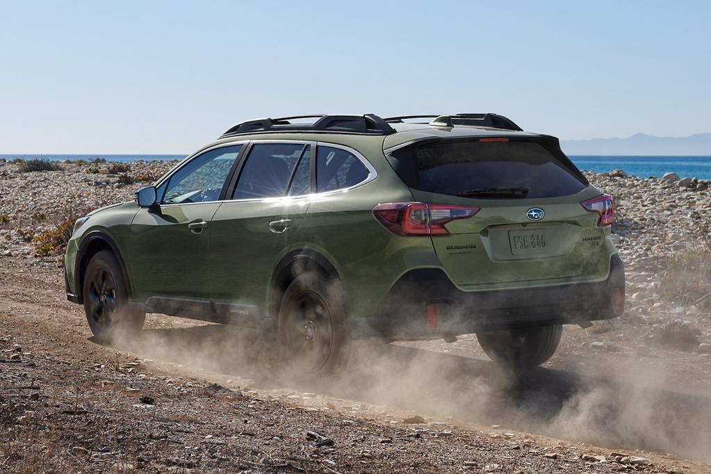 NEW YORK MOTOR SHOW: All-new Subaru Outback debuts - www carsales com au