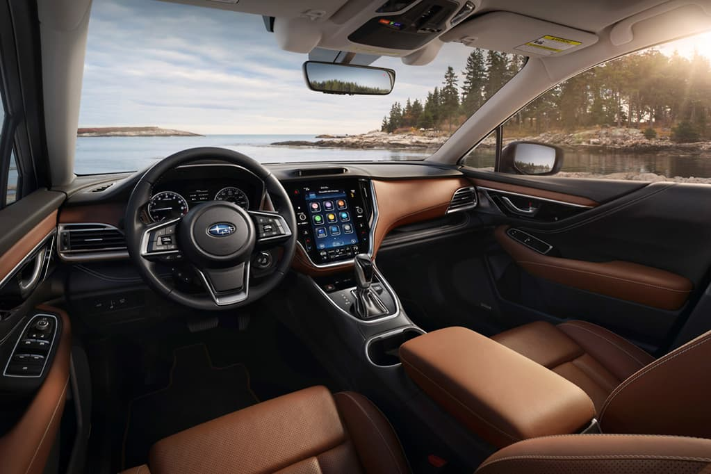 NEW YORK MOTOR SHOW: All-new Subaru Outback debuts - www