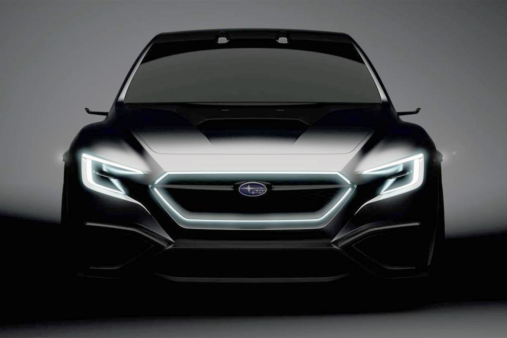 2020 Subaru Wrx Sti Takes Shape Www Carsales Com Au