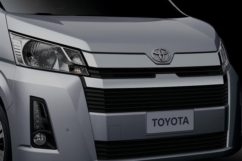 New Toyota HiAce officially revealed - www carsales com au