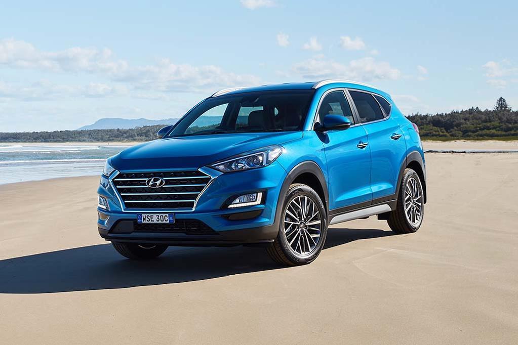 Hyundai Models 2015 >> Safety Updates For 2020 Hyundai Tucson Www Carsales Com Au