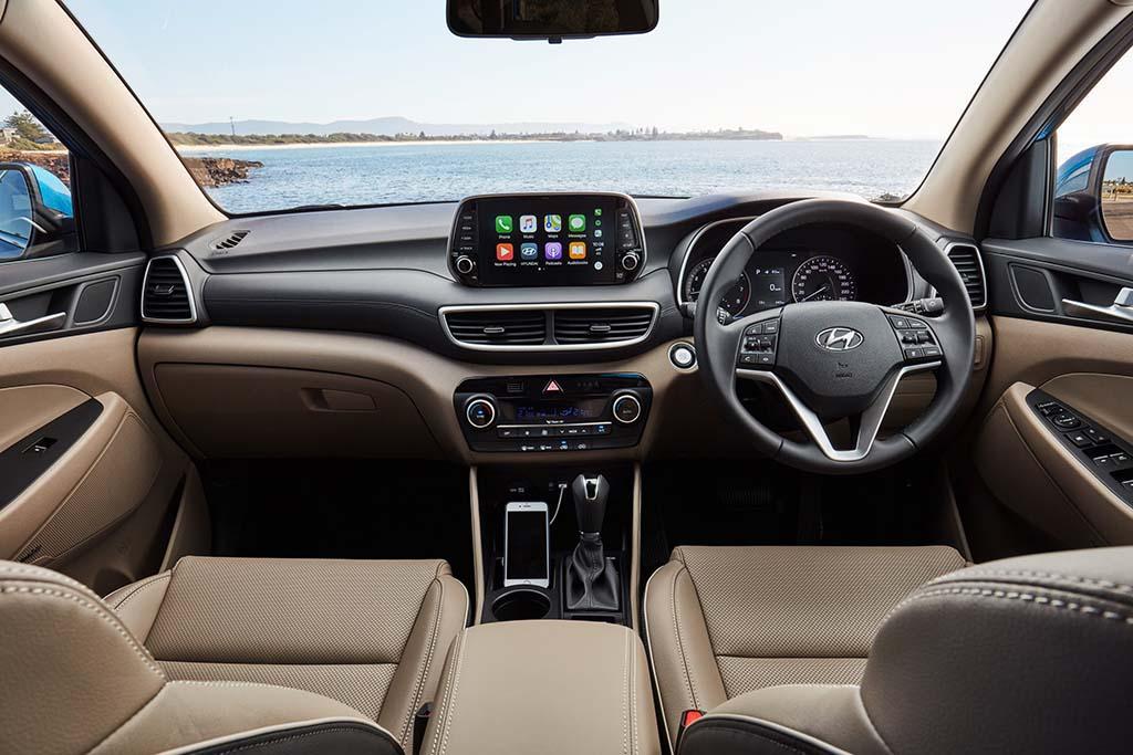 Safety updates for 2020 Hyundai Tucson - www carsales com au