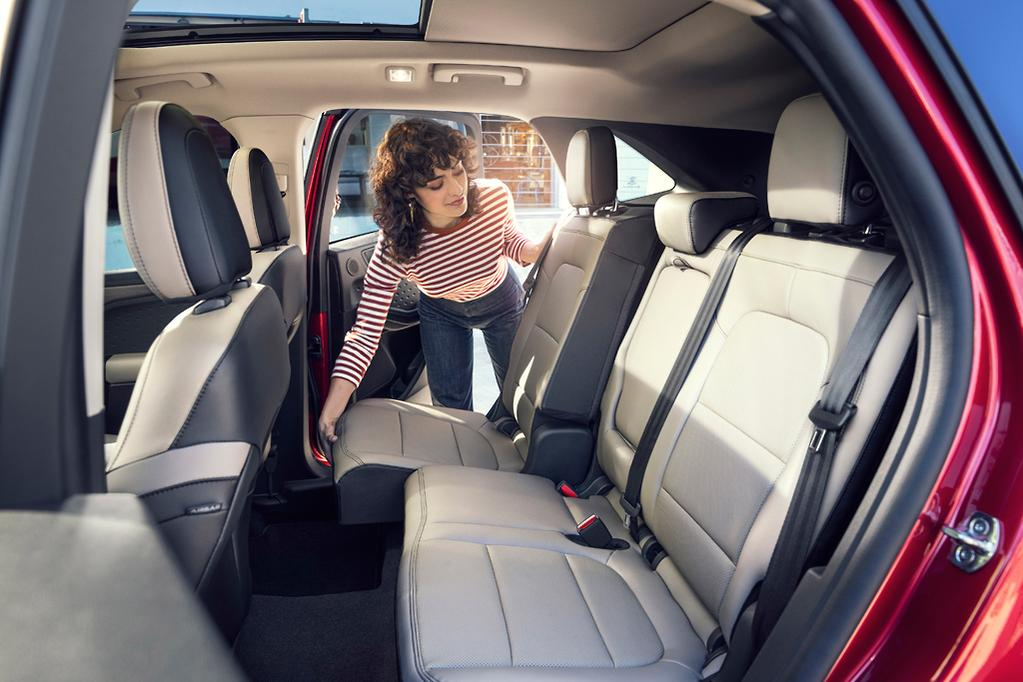 Top Rated Car Seats 2020.New Ford Escape Revealed Www Carsales Com Au