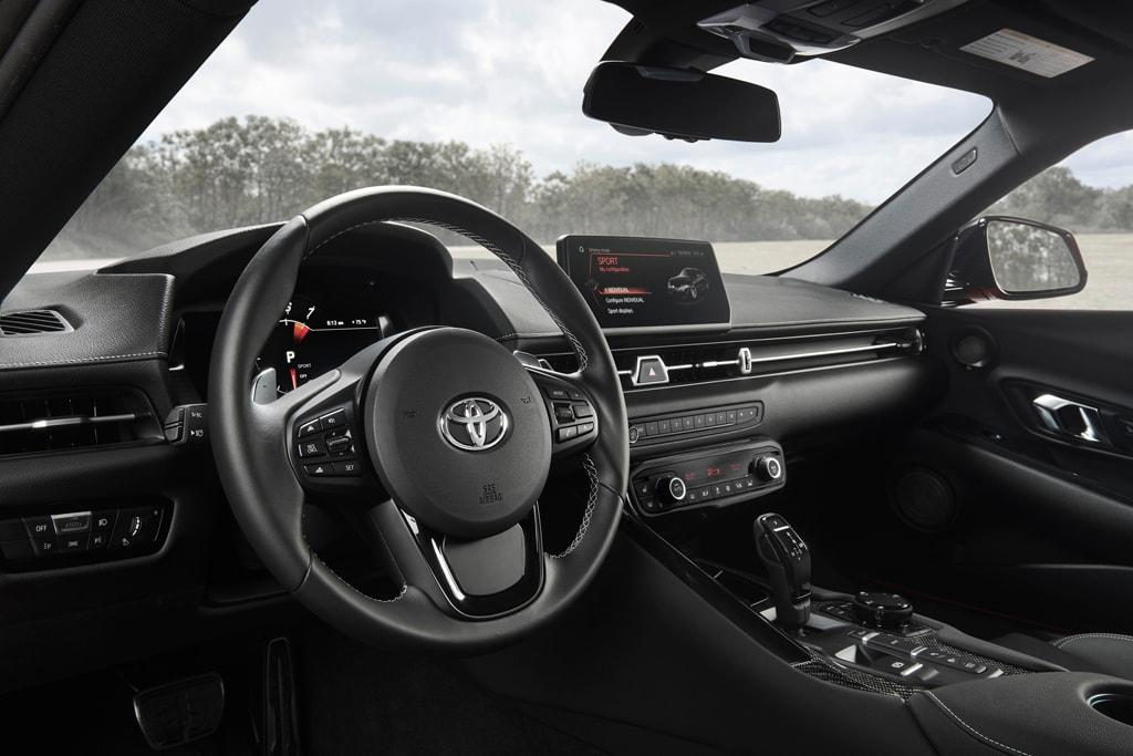 Toyota Supra V Bmw Z4 2019 Comparison Www Carsales Com Au
