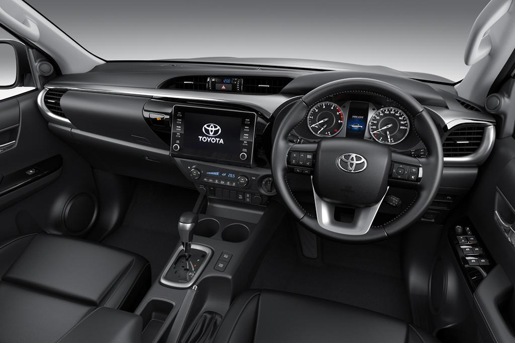 2021 Toyota Hilux Update Revealed Www Carsales Com Au