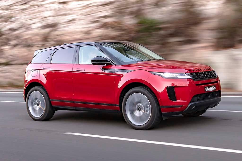 Range Rover Evoque 2019 Review - Australia - www carsales com au