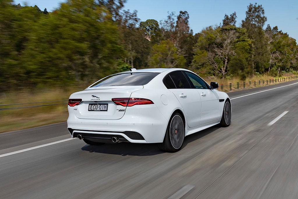 Jaguar XE 2020 Review – Australia - www carsales com au