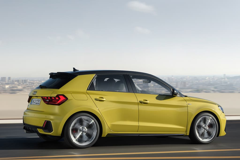New Audi A1 officially revealed - www carsales com au