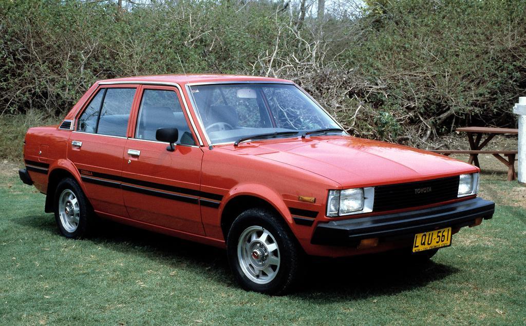 Toyota Corolla: 50 Golden Years - www carsales com au