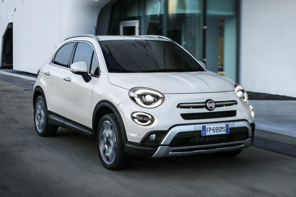 Fiat 500x Freshened For 2019 Www Carsales Com Au