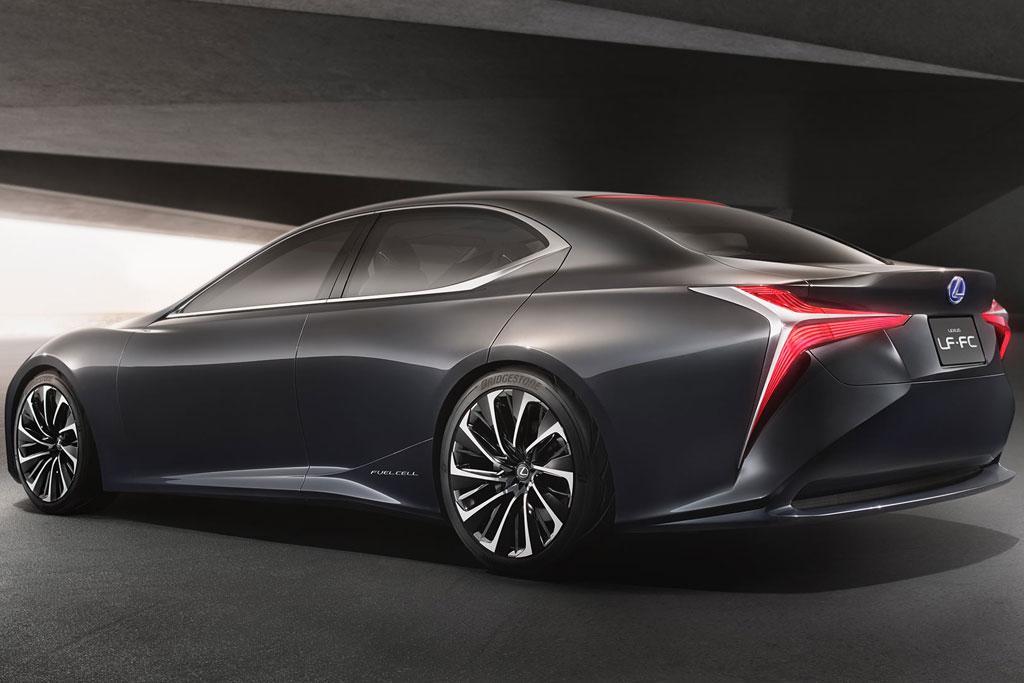 Lexus Delivers Electric Shock Www Carsales Com Au