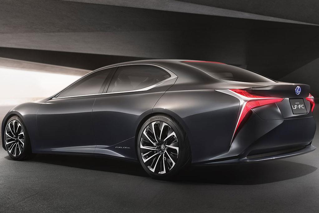 Lexus Electric Car >> Lexus Delivers Electric Shock Www Carsales Com Au