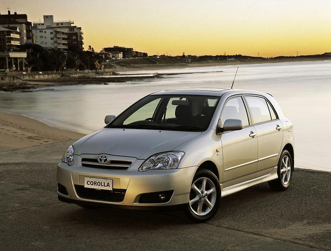 Toyota Corolla 50 Golden Years Www Carsales Com Au