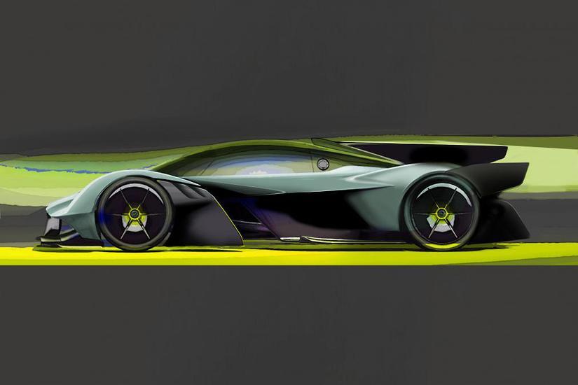 Aston Martin Reveals Epic Valkyrie Amr Pro Carsales Com Au