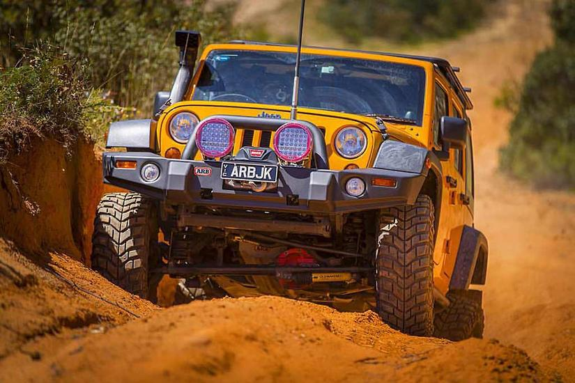 Lift kits for 4WDs illegal no more - www carsales com au