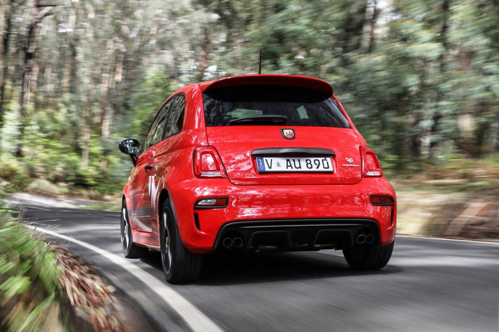 Abarth 595 2017 Review Www Carsales Com Au