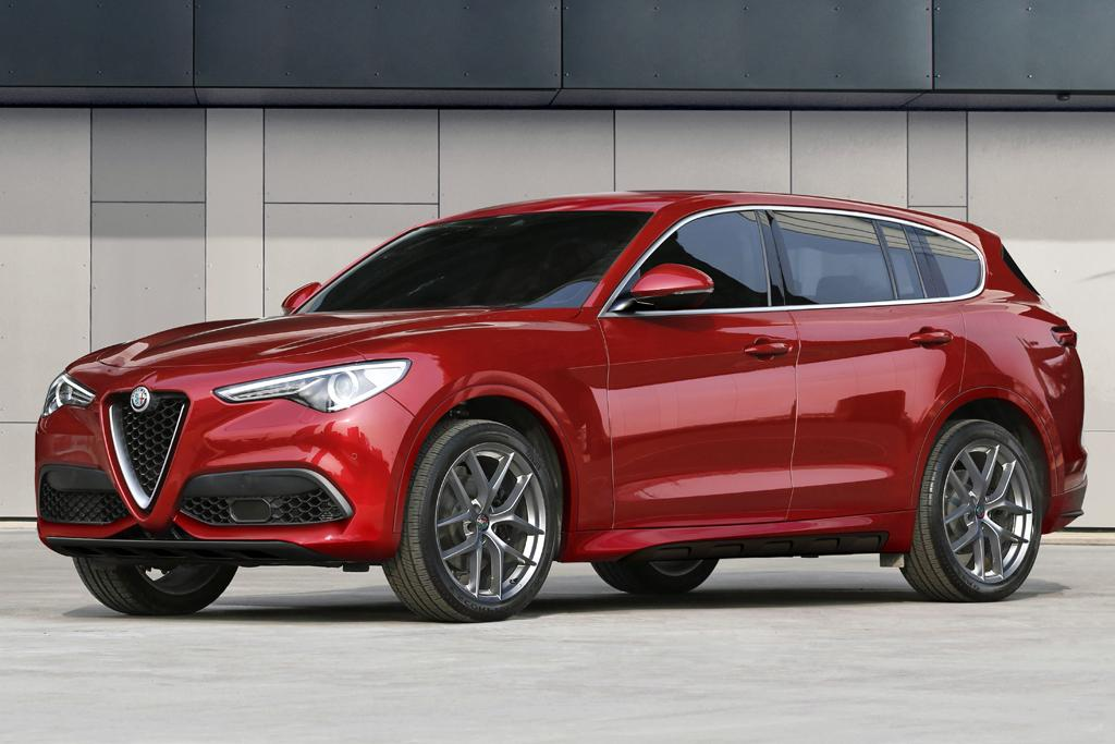 Alfa Romeo readying SUV onslaught - www.carsales.com.au