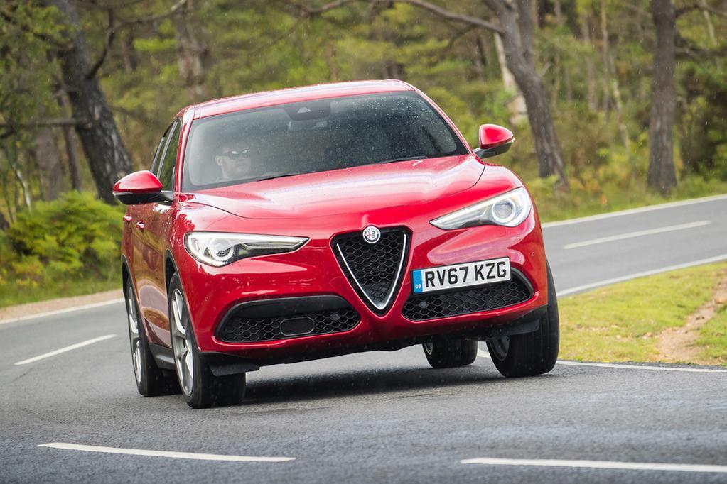 Alfa Romeo Stelvio 2018 Review Www Carsales Com Au
