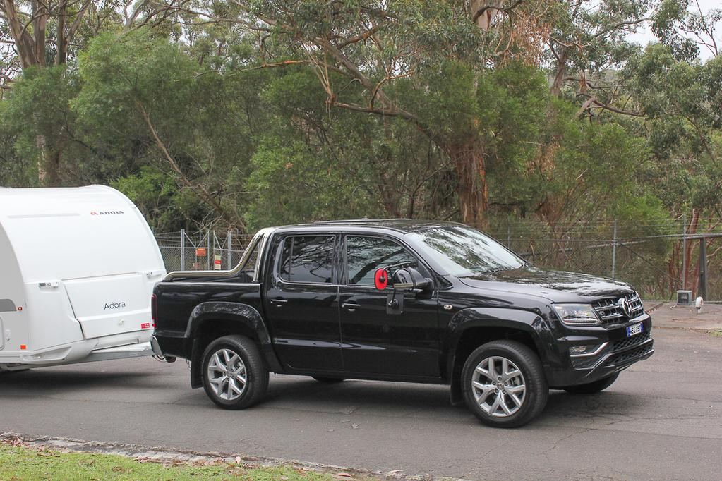 Volkswagen amarok v6 2017 tow test carsales the level of detail contained in new car owners manuals might be punishing but if youre planning on towing a trailer its important to deep dive for asfbconference2016 Choice Image