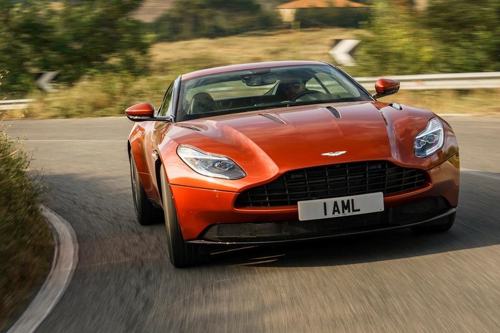 Aston Martin Db11 2016 Review Carsales Com Au