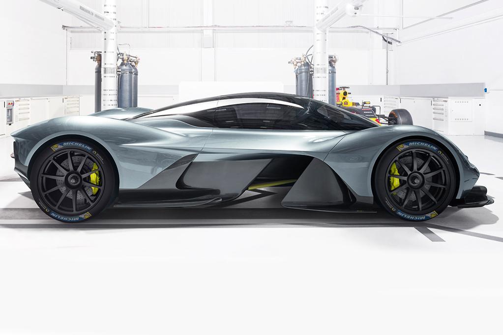 Aston Martin Confirms Mid Engine Sports Car Family Www Carsales Com Au