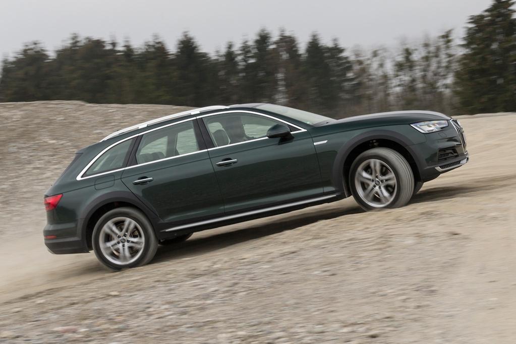 Audi A4 Allroad 2016 Review Wwwcarsalescomau