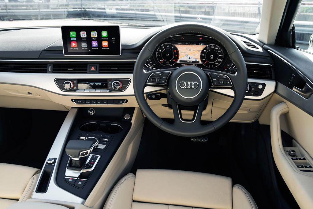 Audi A4 Avant 2016 Review Carsales