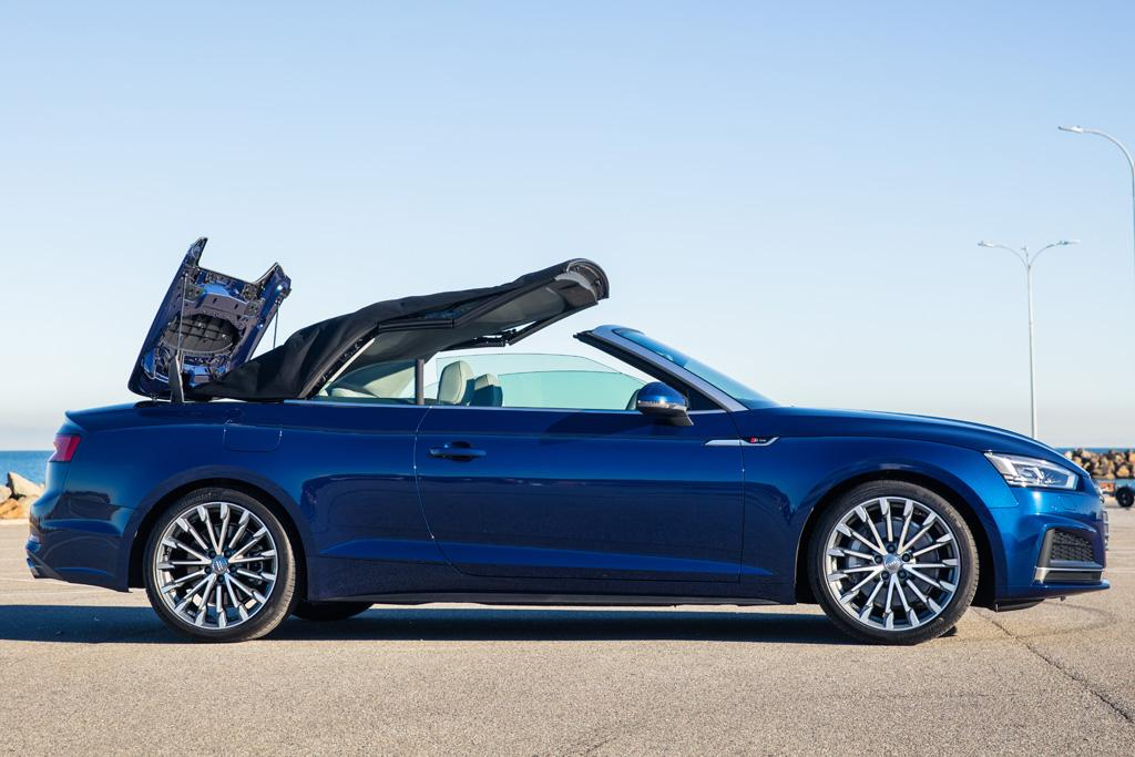Audi A5 Cabriolet 2017 Review Www Carsales Com Au