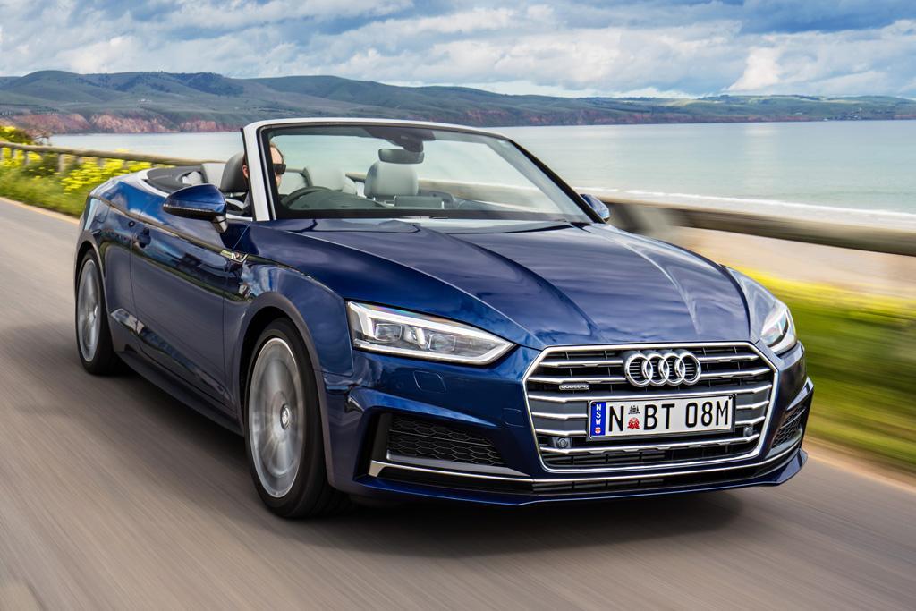 Audi A5 Cabriolet 2017 Review