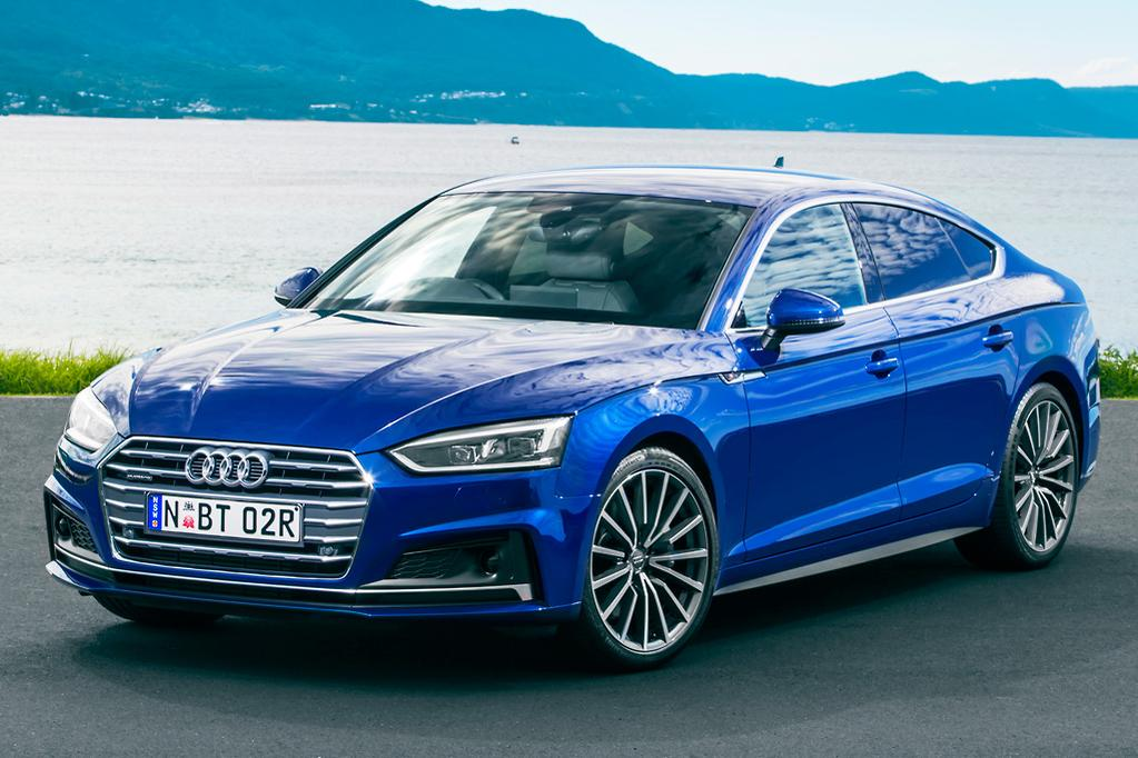 Audi A5 And S5 Sportback 2017 Review Carsales