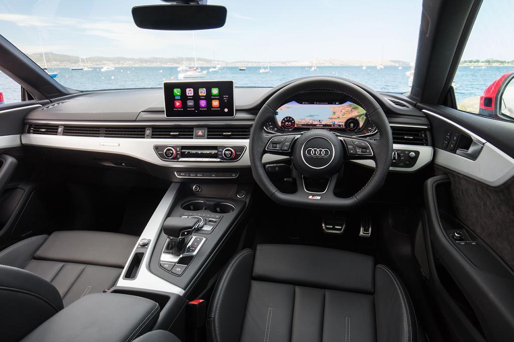 New Audi A5 arrives in Australia - www carsales com au