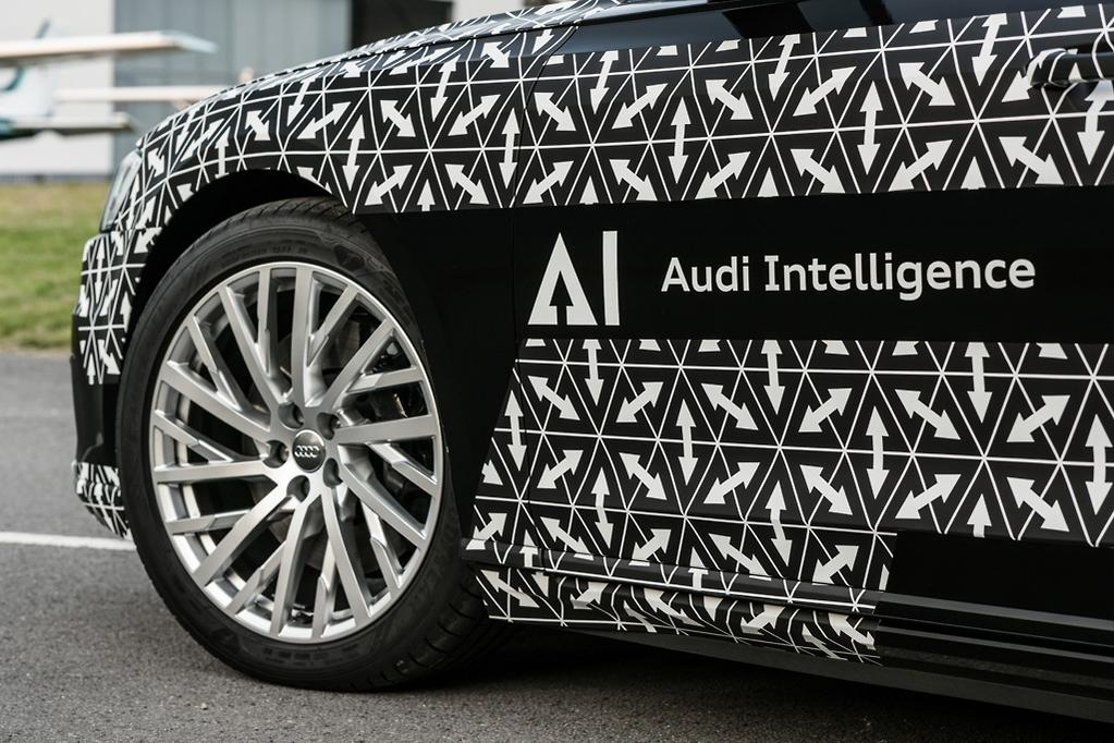 Audis Autonomous Driving Future Wwwcarsalescomau - Audi future cars