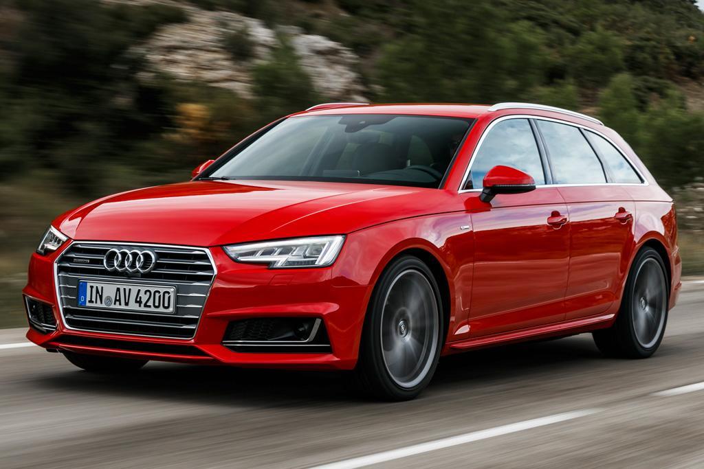 Audi A4 Avant 2015 Review Wwwcarsalescomau
