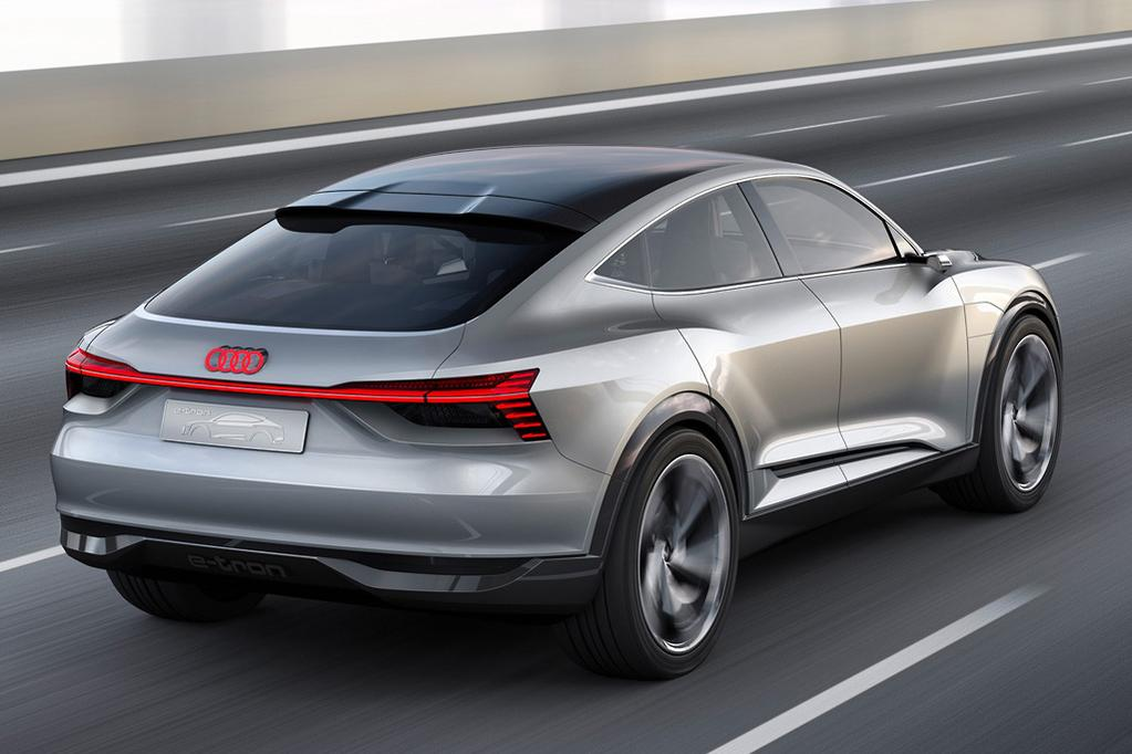 Audi Confirms Three EVs For Oz Wwwcarsalescomau - Audi ev