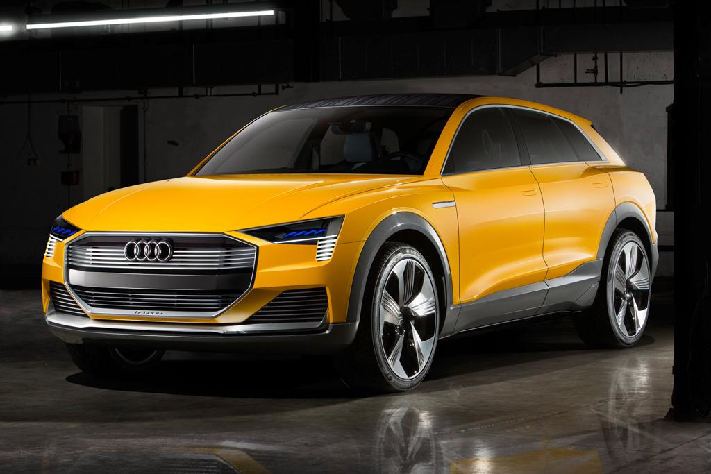 Eight New Audi Models And Rs Cars By 2018