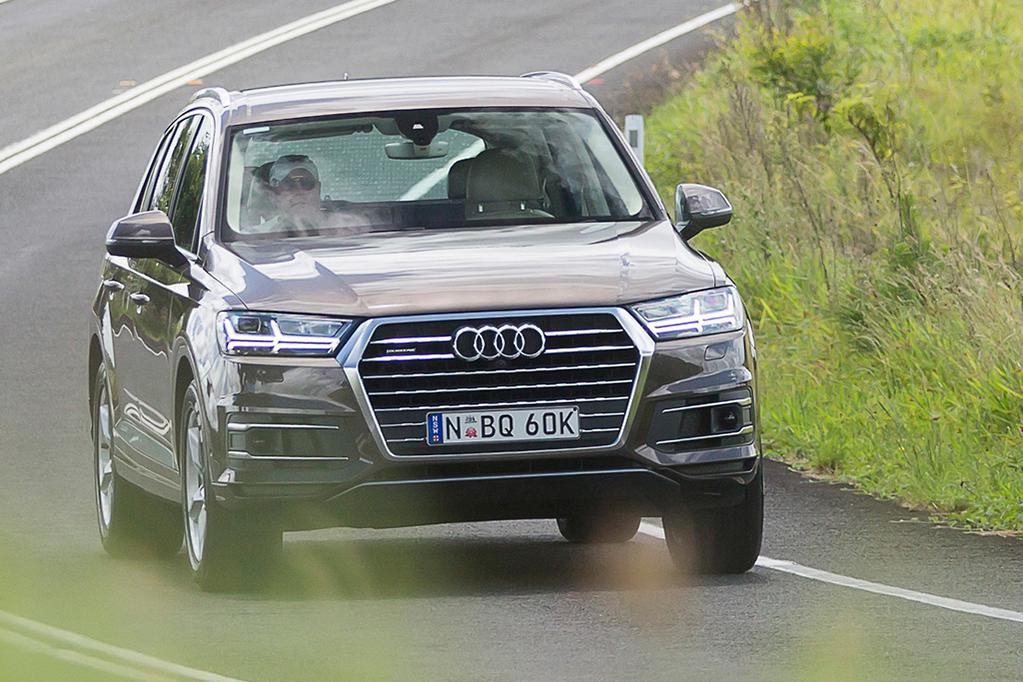 Later In The Year Audi Will Try To Boost That S Level Even Further With 320kw 900nm Sq7 Retail For No More Than 180 000
