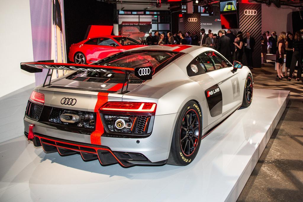 New York Motor Show Audi R8 Lms Gt4 Wwwcarsalescomau