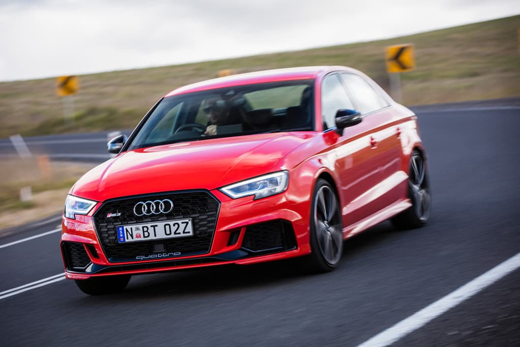 Audi RS Sedan Review Wwwcarsalescomau - Audi 4 door sports car