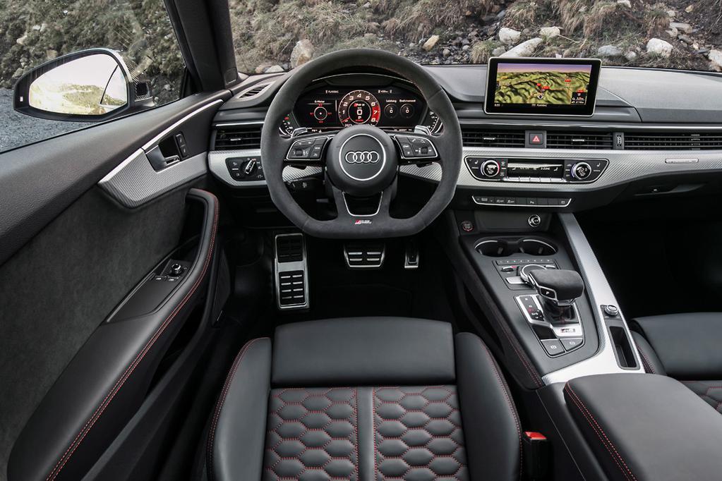 New Audi RS 5 here November - www carsales com au