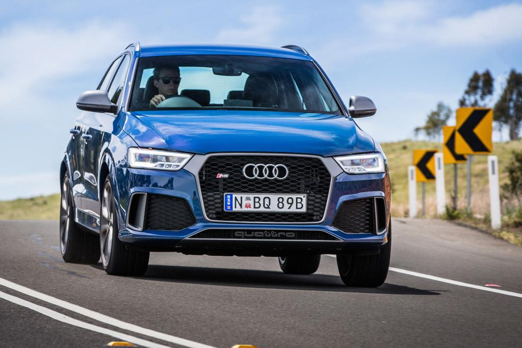 Audi Rs Q3 Performance 2016 Review Wwwcarsalescomau