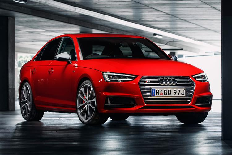 New Audi S Touches Down In Oz Wwwcarsalescomau - Audi abq