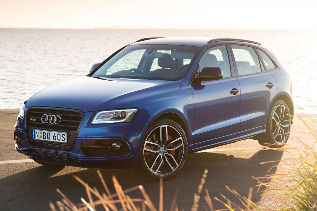 More power for Audi SQ5 - www carsales com au