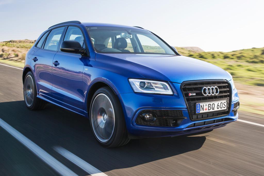 Audi Sq5 Plus 2016 Review