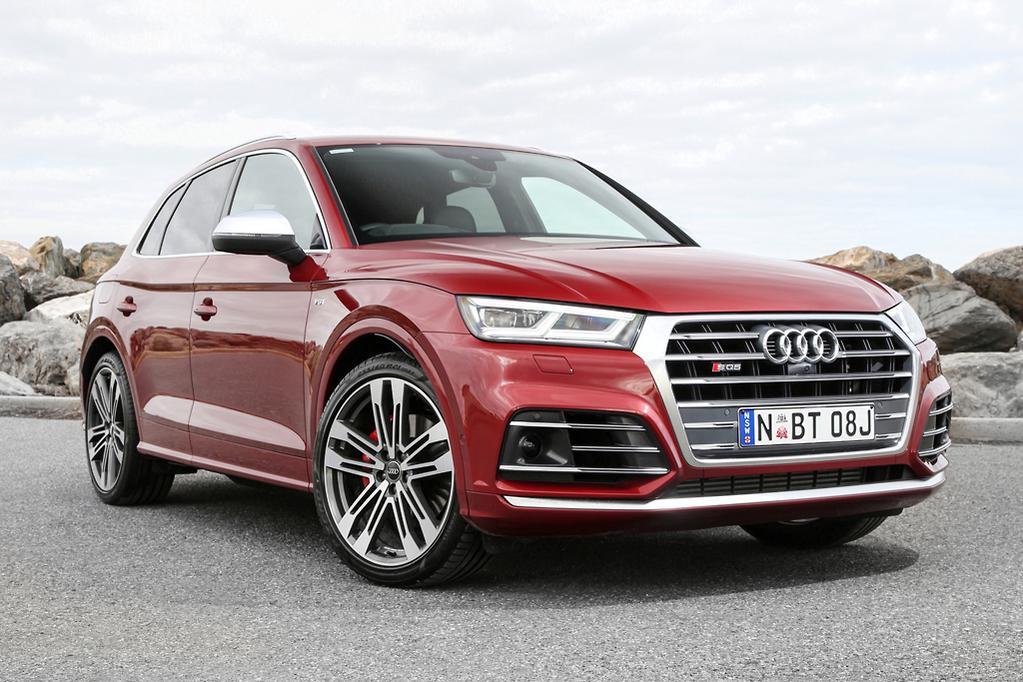 Audi SQ Review Wwwcarsalescomau - Audi suv models