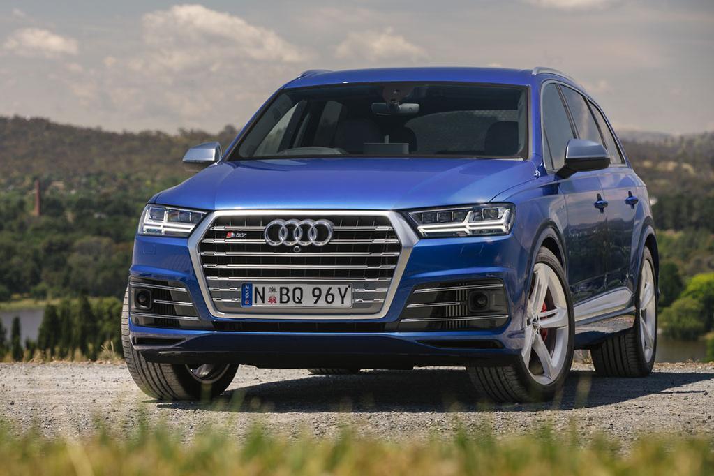 Audi SQ Launch Review Wwwcarsalescomau - Audi sq7 price